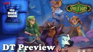"""""""The Quest Kids"""" a DT Preview - with Mark & Anna Streed"""