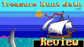Lgr   Treasure Hunt Math   Dos Pc Game Review