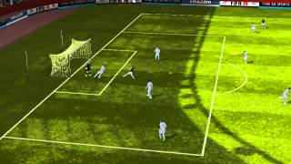 Slide Tackle Glitch - ULTIMATE TEAM FIFA 14