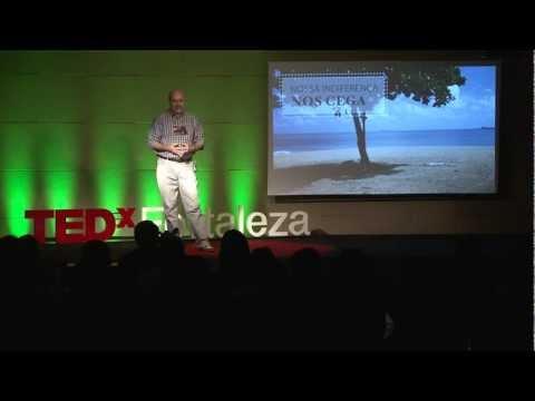 TEDxFortaleza - Janio Alcantara - Vencer a indiferença faz a diferença.