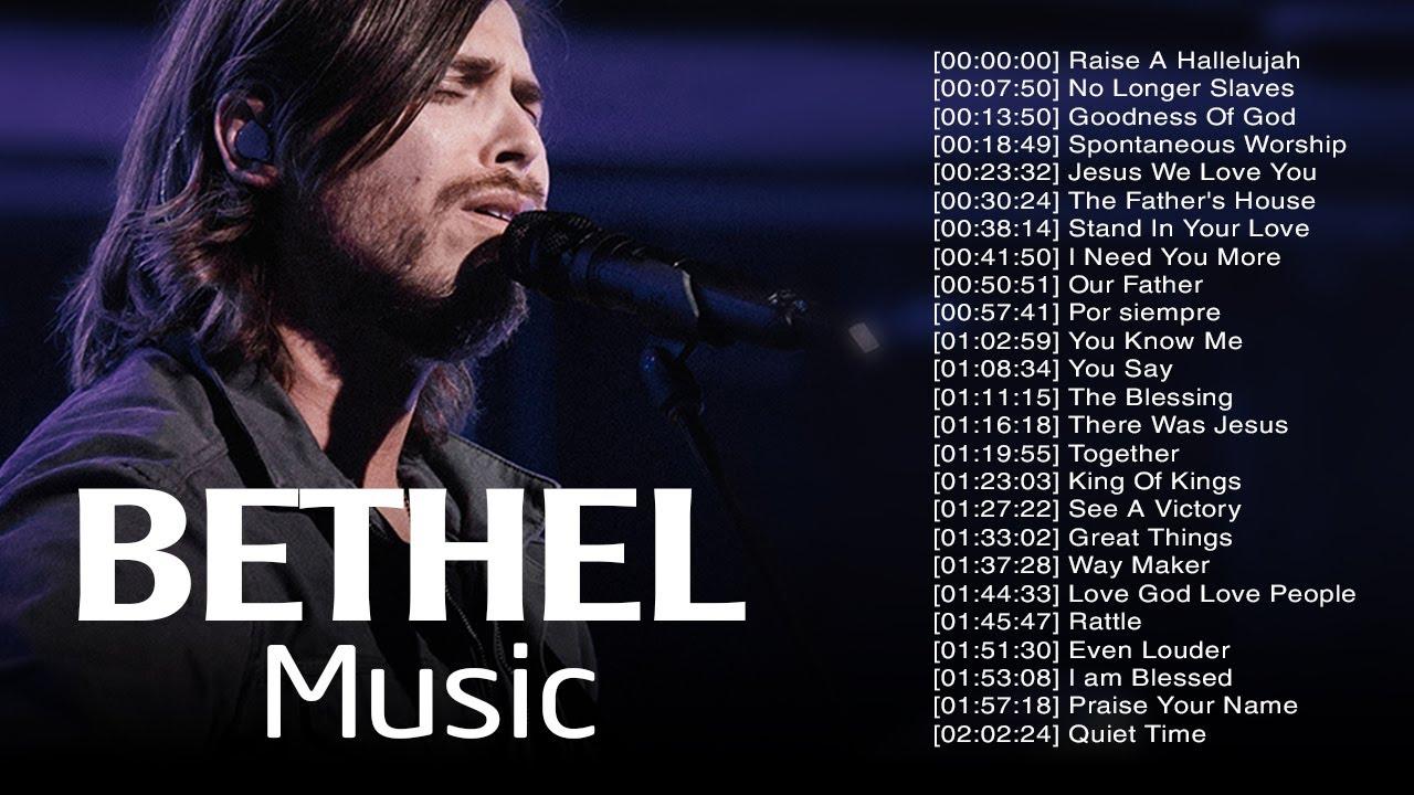 Download Best New Bethel Gospel Music Praise and Worship Songs🙌Uplifted  Bethel Music Christian Gospel Songs