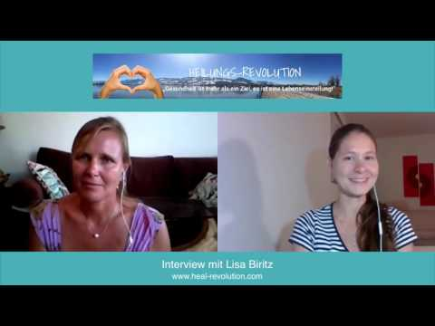 Interview Lisa Biritz Deutsch - Heal Revolution