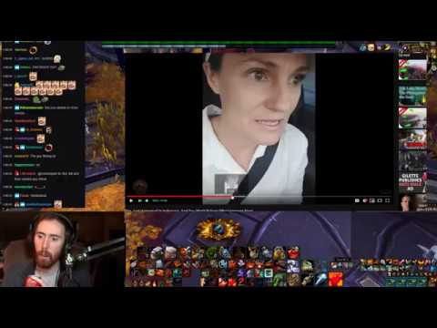 Asmongold Watches 'Being Real About World of Warcraft & Blizzard Outrage' by Bellular