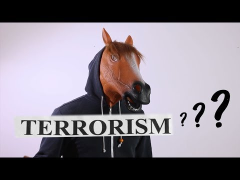 What is the definition of Terrorism? // Ask The Horse Show