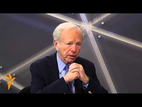 Interview: U.S. Senator Joseph Lieberman On Iran