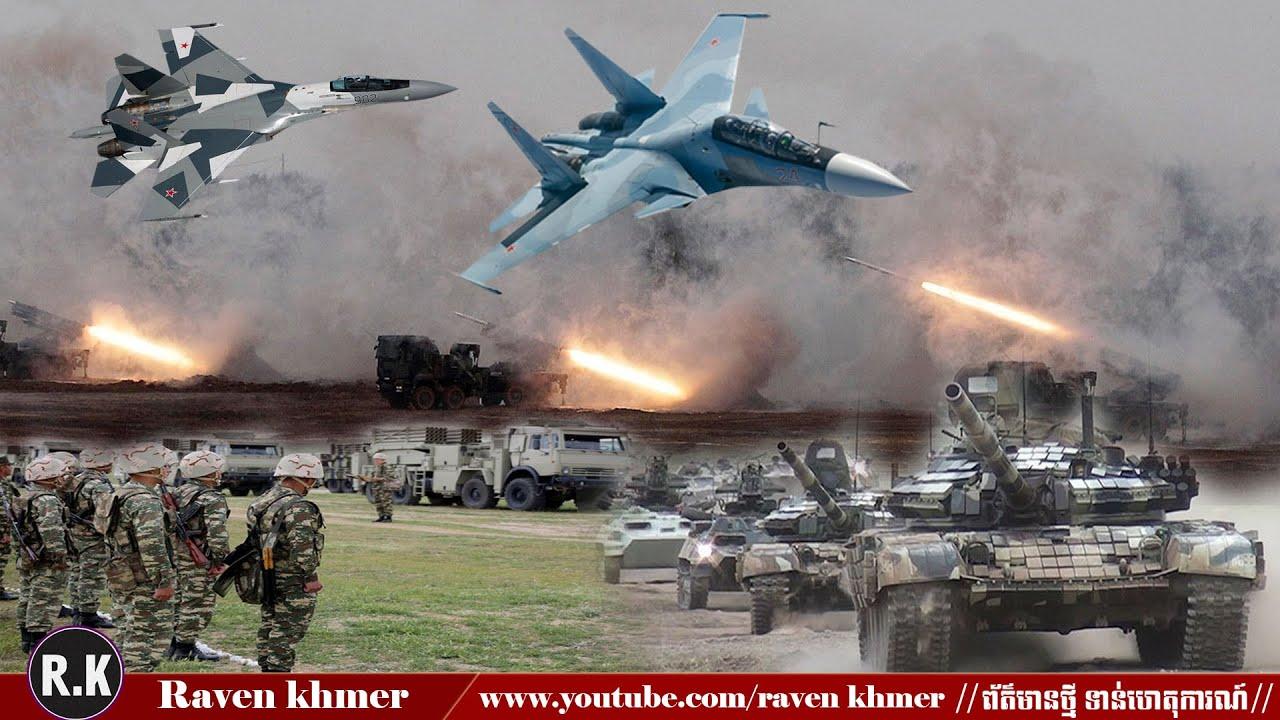 កងទ័ពអាហ្ស៊ែរបៃហ្សង់វាយចូលដល់តំបន់ Karabakh,Breaking News