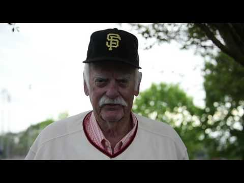 """Baseball Hall of Famer Gaylord Perry and his """"Man on the Moon Home Run"""""""