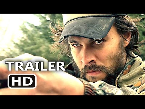 SUGAR MOUNTAIN Official TRAILER (2016) Jason Momoa Thriller Movie HD