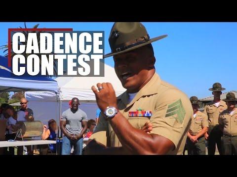 MCRD San Diego | Cadence Calling Contest