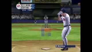 First Full Game - MVP Baseball 2005