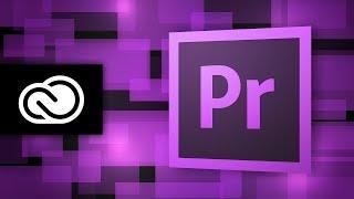 Урок Adobe Premiere Pro CC - Как увеличить область в ролике