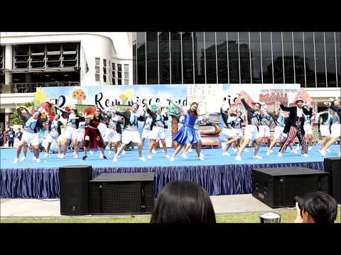 NUS Orientation 2017 Rag and Flag - FASS Faculty of Arts & Social Sciences 4of12 [HD]