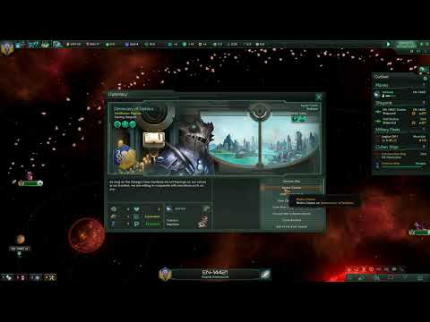 Stellaris - Sentinels of Anturas - Episode 2 - Synthetic Dawn DLC |