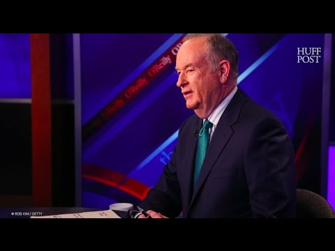 Bill O'Reilly Out At Fox News Following Sexual Harassment Allegations