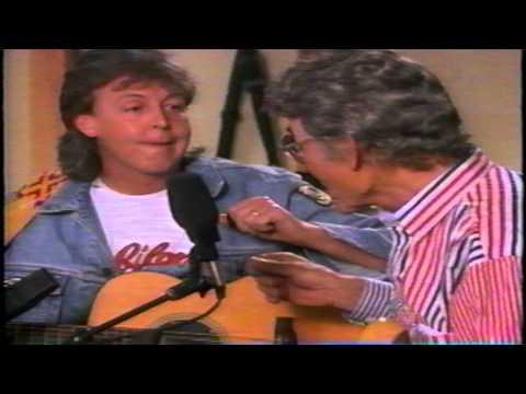 Paul McCartney / Carl Perkins - Lend Me Your Comb