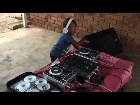 DJ Arch Jnr on it again.