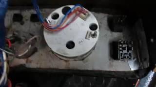 электрика на моём Volkswagen Transporter — 3 ,установка электронного спидометра  часть 1