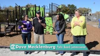 Kc Parks: Kaboom! Playground Build