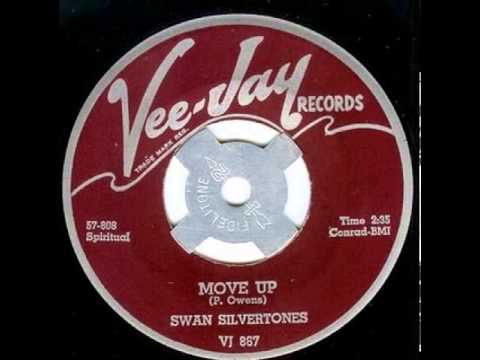 The Swan Silvertones - Move Up