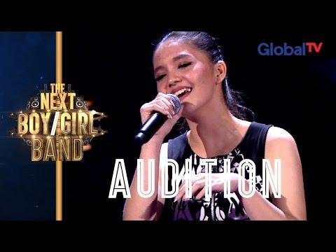 Angel Sings 'Kau Adalah' (Isyana Sarasvati) I The Next Boy / Girl Band GlobalTV