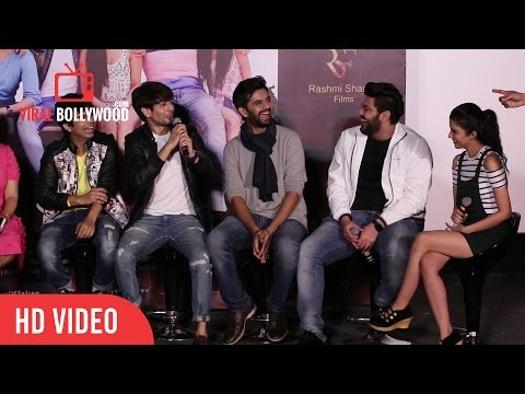 Tafree Cast Funny Moments At Trailer...