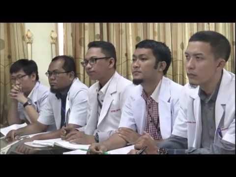 Residen Anestesi Perlu Menyimak Pengarahan oleh Dr  Hisbullah SPS Anestesi FKUH