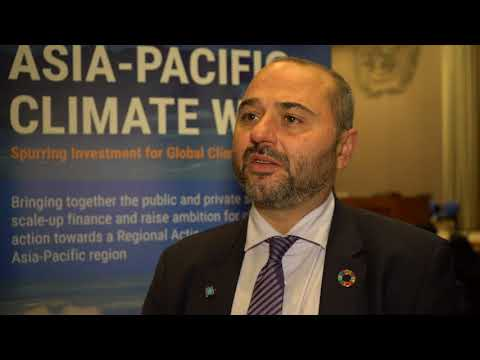 Voices from Asia-Pacific Climate Week 2017: James Grabert