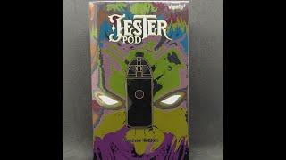 The Jester RBA by Vapefly