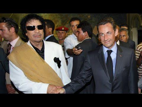 توقيف ساركوزي احترازيا في إطار التحقيق حول شبهات بتمويل ليبي لحملته في 2007  - نشر قبل 1 ساعة