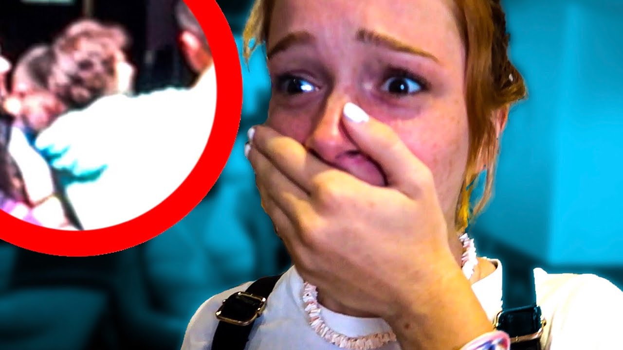THIS MADE HER CRY! - YouTube