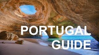 Vacances au Portugal: guide de voyage minute en vidéo