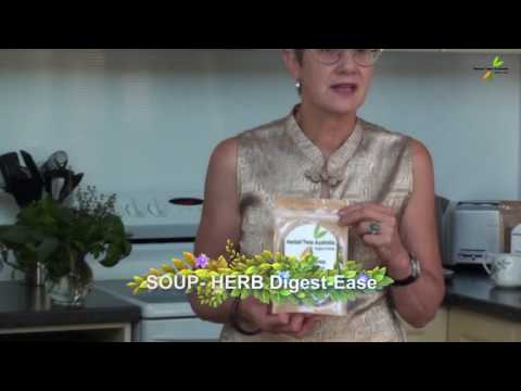 HERBAL TEAS AUSTRALIA   SOUP HERB   Digest Ease