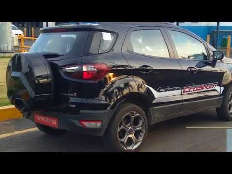 New Ford EcoSport with Fun Roof - Titanium S Bookings Open !!