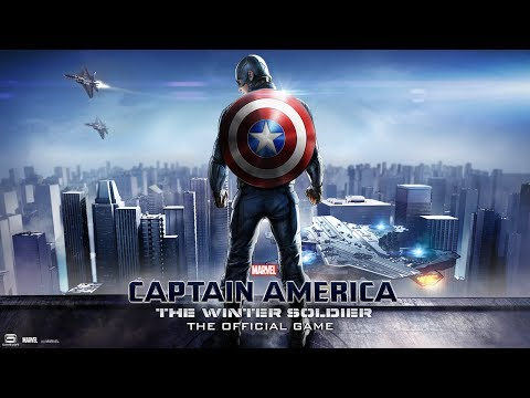 Captain America: The Winter Soldier - The Official Game / Launch Trailer