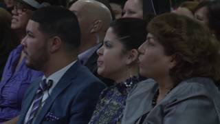 Yesenia Then Congreso de Mujeres Sobreviviente