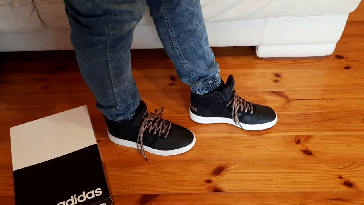 Winter shoes ADIDAS HOOPS 2.0 MID