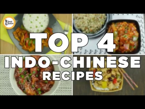 Top Indo chinese recipes (Chicken Manchurian, chicken jalfrezi, dragon chicken & Kung Pao Chicken)