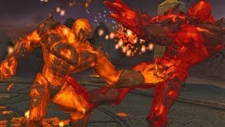 Mortal Kombat Armageddon BLAZE - FLAWLESS VICTORY - VERY HARD (PS2)【TAS】