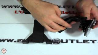 "Unboxing Supporto auto per Tablet da 7"" a 10"""
