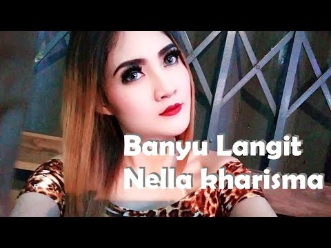 Banyu Langit - Nella Kharisma (Lirik Video)