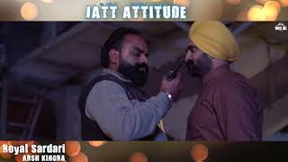 Jatt Attitude | Video Jukebox | White Hill Music