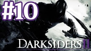Darksiders 2 Gameplay Walkthrough Part 10 With Commentary - The Mountains Tears