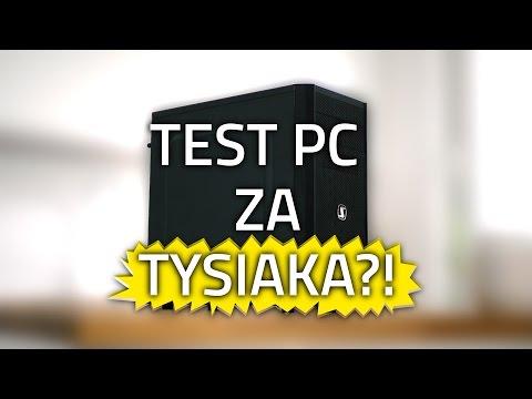 Komputer do gier za TYSIAKA? TEST PC na każdą kieszeń! 👍