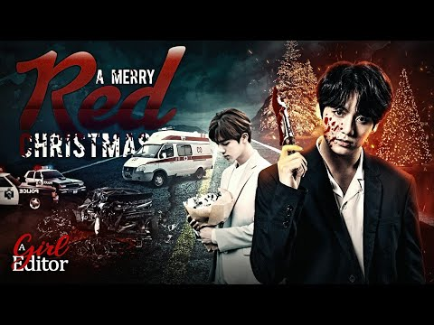 A Merry Red Christmas || A BTS Crime AU Trailer [HD]