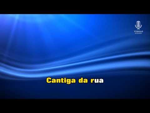 ♫ Demo - Karaoke - CANTIGAS DA RUA - Milu