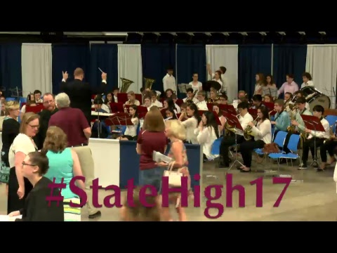State College Area High School 2017 Commencement