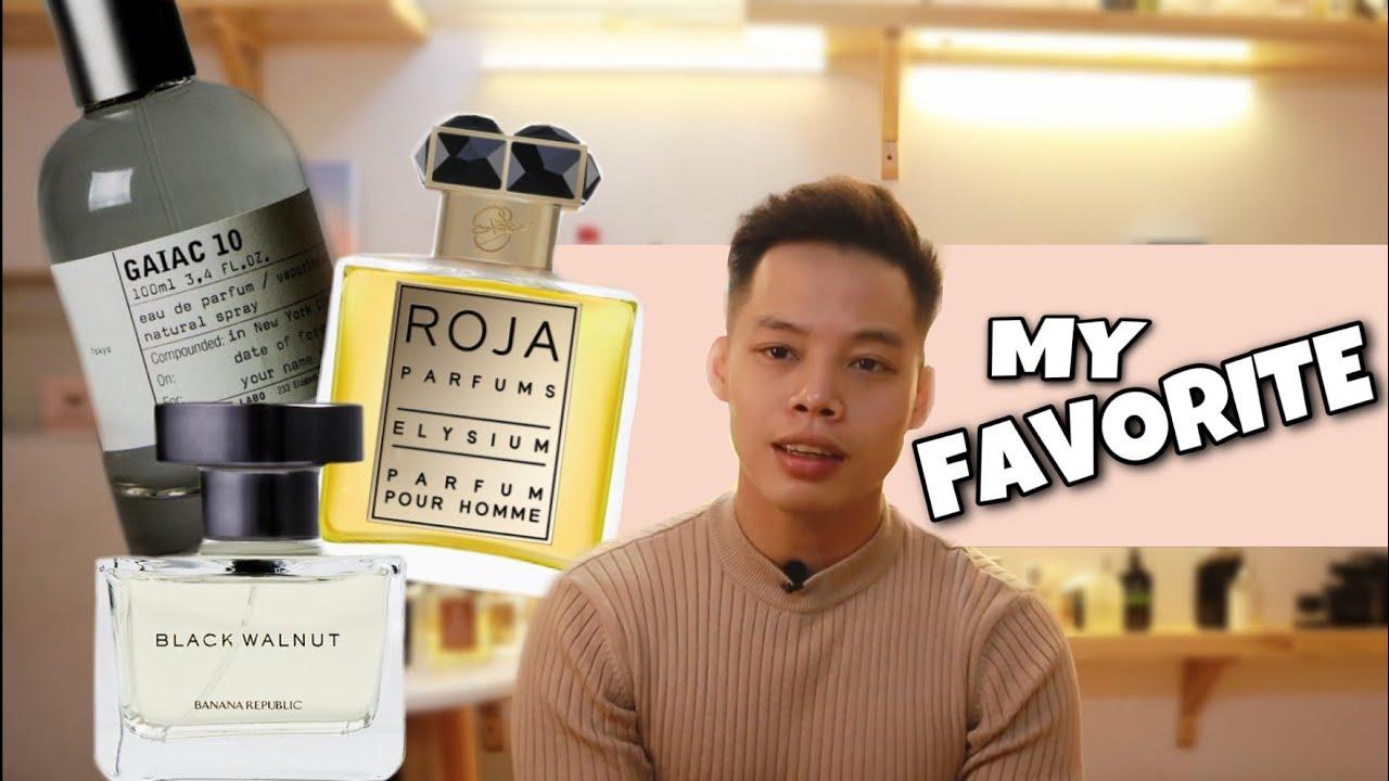 TOP 5 MÙI HƯƠNG MÌNH YÊU THÍCH GẦN ĐÂY  MY FAVORITE PERFUMES   Kiên Fragrance