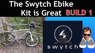 Baixar Swytch Ebike kit first build 2006 Giant single speed MTB