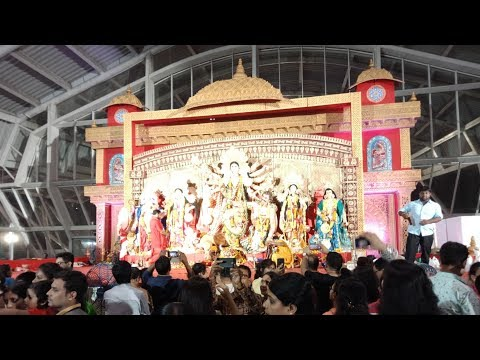 Durga puja in Vashi - Bappi Lahiri.