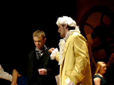 Spotswood High School - Les Mis - The Wedding/Beggars At The Feast